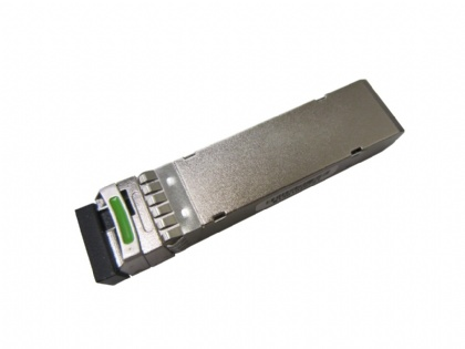 10Gb/s XFP Transceiver Hot Pluggable, Duplex LC, +3.3V, 850nm VCSEL/PIN, Multi mode