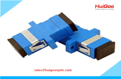 Duplex LC Fiber Optic Adapter module
