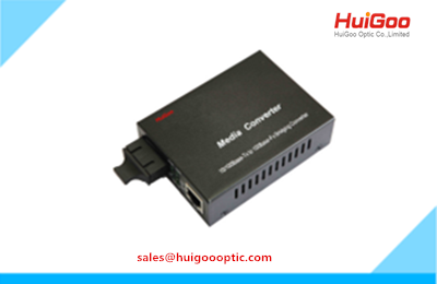 Ethernet SFP media converters