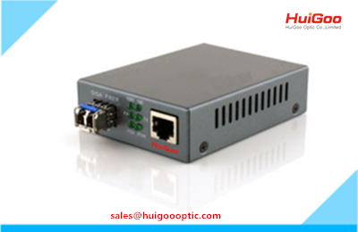 550m,1310nm Gigabit Fiber Media Converter - 1000Base-LX, LC Multimode