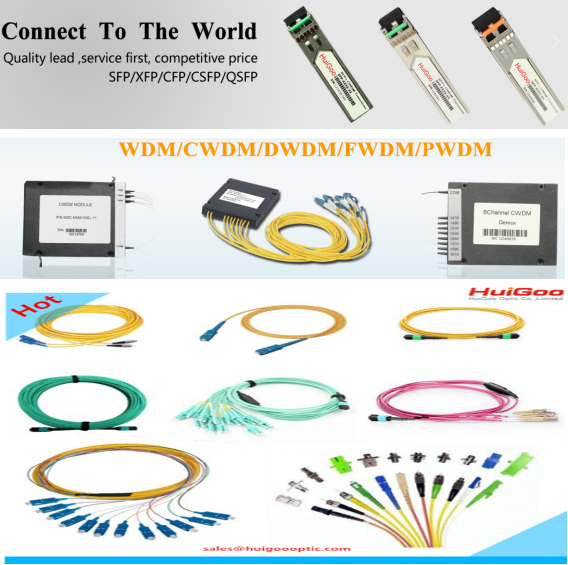 Hot sell of fiber optic components
